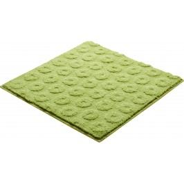 Koupelnová předložka polyester Grund 55x55 cm, zelená SIKODGLIS556