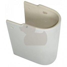 Ideal Standard Connect Polosloup pro umyvadlo, bílá E711301