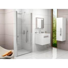 Sprchové dveře RAVAK CSD1-80 bright alu+Transparent 0QV40C00Z1