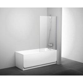 Vanová zástěna RAVAK PVS1-80 bílá+Transparent 79840100Z1