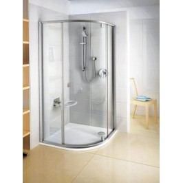 Sprchový kout RAVAK PSKK3-80 satin+transparent 37644U00Z1