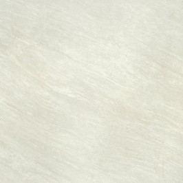 Dlažba Fineza Polar black bílá 60x60 cm, mat, rektifikovaná POLARBL60WH