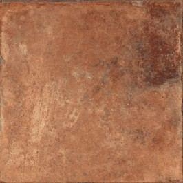Dlažba Fineza Barro rosso 15x15 cm, mat BARRO610N