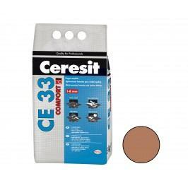 Spárovací hmota Ceresit CE33 5 kg siena (CG2) CE33547
