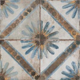 Dlažba Peronda FS Marrakech blue 45x45 cm, mat FSMARRAKECHBL