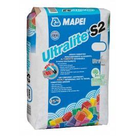 Lepidlo Mapei Ultralite S2 15 kg šedá (C2TE S2) ULTRALITES2