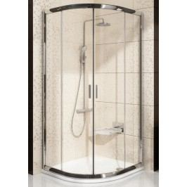 Sprchový kout RAVAK BLCP4-90 SABINA satin+Transparent 3B270U40Z1