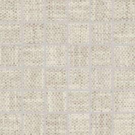 Mozaika Rako Next R béžová 30x30 cm, mat, rektifikovaná WDM06505.1