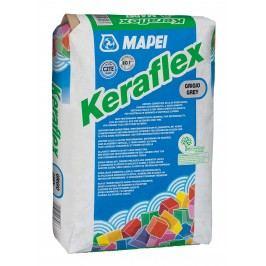 Lepidlo Mapei Keraflex 25 kg šedá (C2TE) KERAFLEX254