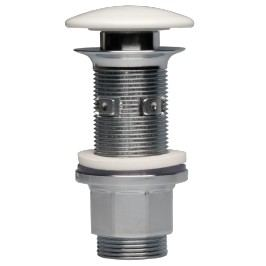 Umyvadlový clic-clac, keramická zátka WA434CE
