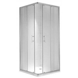 Sprchový kout Jika Cubito Pure čtverec 90 cm, čiré sklo, chrom profil H2512420026681