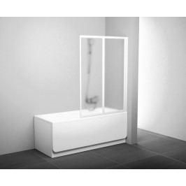 Vanová zástěna RAVAK 10° VS2 105 bílá+transparent 796M0100Z1