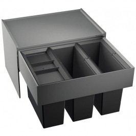 Odpadkový koš Blanco Select 60/3 3x15 l
