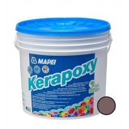 Spárovací hmota Mapei Kerapoxy 5 kg čokoládová (RG) MAPX5144