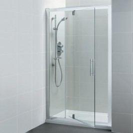 Sprchové dveře Ideal Standard Synergy jednokřídlé 120 cm, čiré sklo, chrom profil L6364EO