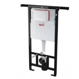 ALCAPLAST Předstěnový instalační systém pro suchou instalaci - především při rekonstrukci bytových j