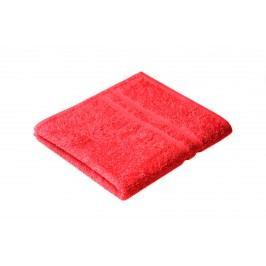 Ručník Ema 100x50 cm, červená, 400 g/m2 RUC033