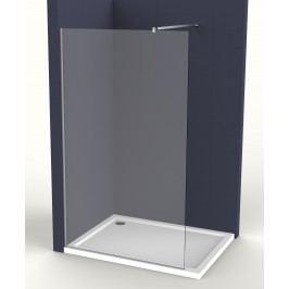 Pevná stěna Siko Walk-in Walk-in 80 cm, čiré sklo SIKOWI80