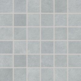 Mozaika Rako Extra světle šedá 30x30 cm, mat, rektifikovaná DDM06723.1