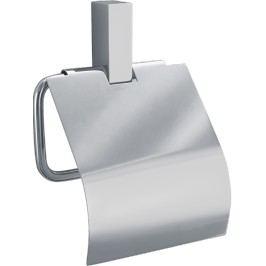 Držák toaletního papíru Donata nástěnný, hranatý DON25