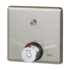 Sanela SLS 02PT - Piezo ovládání sprchy s termostatickým ventilem pro teplou a studenou vodu