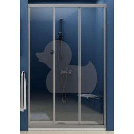 Sprchové dveře RAVAK ASDP3-110 bílá+grape 00VD0102ZG