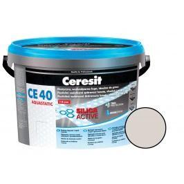 Spárovací hmota Ceresit CE40 2 kg silver (CG2WA) CE40204