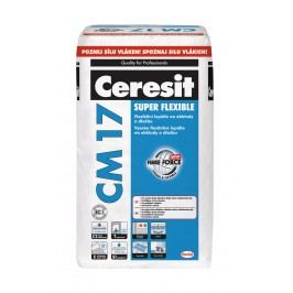 Lepidlo Ceresit CM17 25 kg šedá (C2TE S1) CM1725