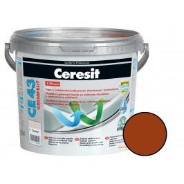 Spárovací hmota Ceresit CE43 5 kg clinker (CG2WA) CE43549