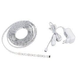 EGLO LED páska 5m+kab.vypínač+nestmív. 92063