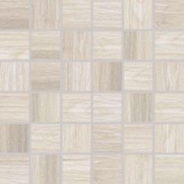 Mozaika Rako Faro béžovošedá 30x30 cm, mat, rektifikovaná DDM06715.1