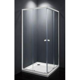 MULTI sprchový kout čtverec bílý 80x80cm - SIKOMUQ80T0