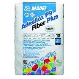 Lepidlo Mapei Adesilex P9 Fiber Plus 25 kg šedá (C2TE) ADESILEXP9FIBER