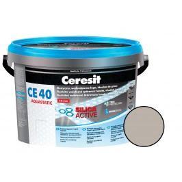 Spárovací hmota Ceresit CE40 2 kg šedá (CG2WA) CE40207