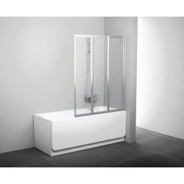 Vanová zástěna RAVAK VS3 130 bílá+transparent 795V0100Z1
