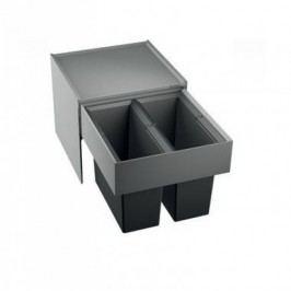 Odpadkový koš Blanco Select 50/2 2x19 l