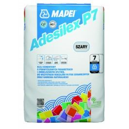 Lepidlo Mapei Adesilex P7 25 kg šedá (C2T) ADESILEXP7