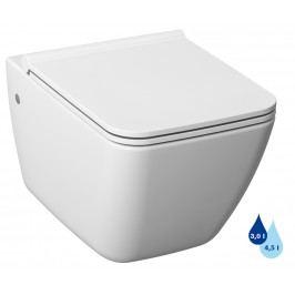 Závěsné WC Jika Cube Way, zadní odpad, 54cm H8204230000001