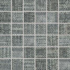 Mozaika Rako Next R tmavě šedá 30x30 cm, mat, rektifikovaná WDM06502.1