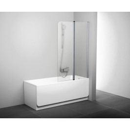Vanová zástěna RAVAK 10° CVS2-100 R bílá+Transparent 7QRA0100Z1