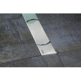 Odtokový žlab do prostoru RAVAK OZ RAVAK Chrome 850 - nerez X01427