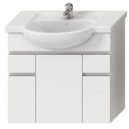 Skříňka pod umyvadlo Jika Lyra plus, bílá H4531520383001