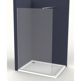 Pevná stěna Siko Walk-in Walk-in 140 cm, čiré sklo SIKOWI140