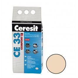 Spárovací hmota Ceresit CE33 2 kg caramel (CG2) CE33246