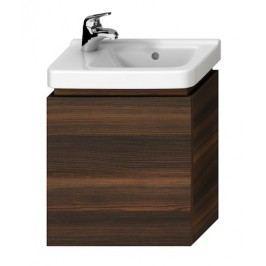Skříňka pod umývátko Jika Cubito 45 cm, borovice tmavá H40J4201004611