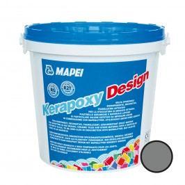 Spárovací hmota Mapei Kerapoxy Design 3 kg tmavě šedá (RG) MAPXDESIGN3728