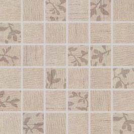 Mozaika Rako Textile béžová 30x30 cm, mat WDM05102.1