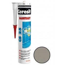 Silikon Ceresit CS25 280 ml cementově šedá CS2512