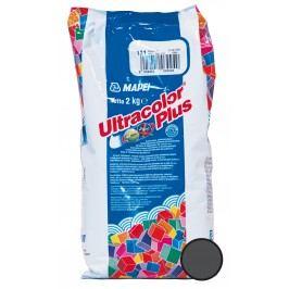 Spárovací hmota Mapei Ultracolor Plus 2 kg antracite (CG2WA) MAPU2114