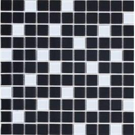 Mozaika MIX černo-bílý 2,5x2,5 MOS25MIX11